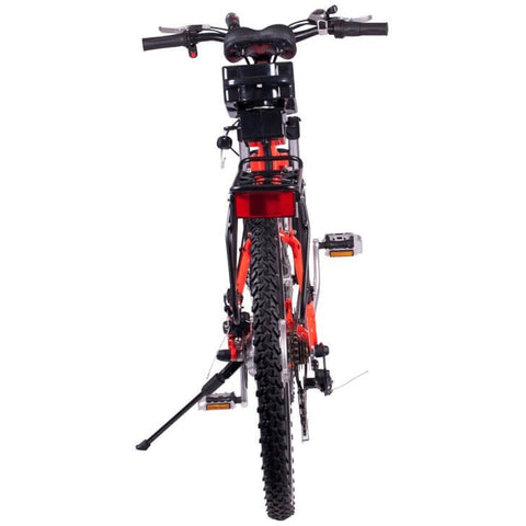 X-Treme X-Cursion 24V Folding Electric Mountain Bike - Chargd Electric Bikes