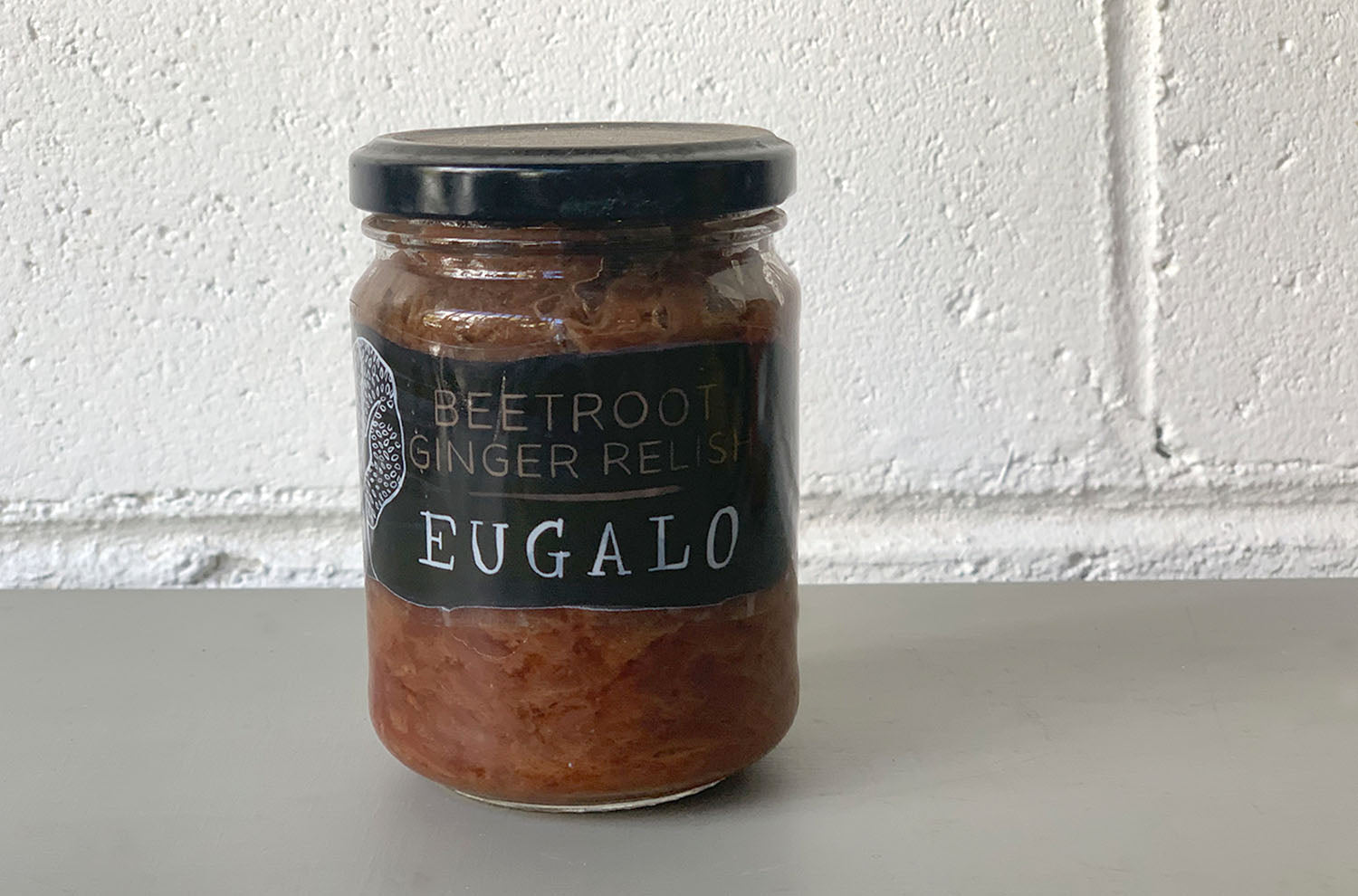 Eugalo Beetroot Ginger Relish