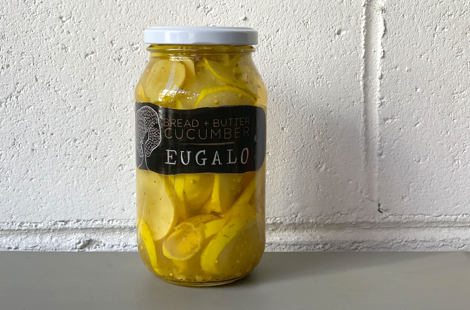 Eugalo Bread and Butter Cucumber