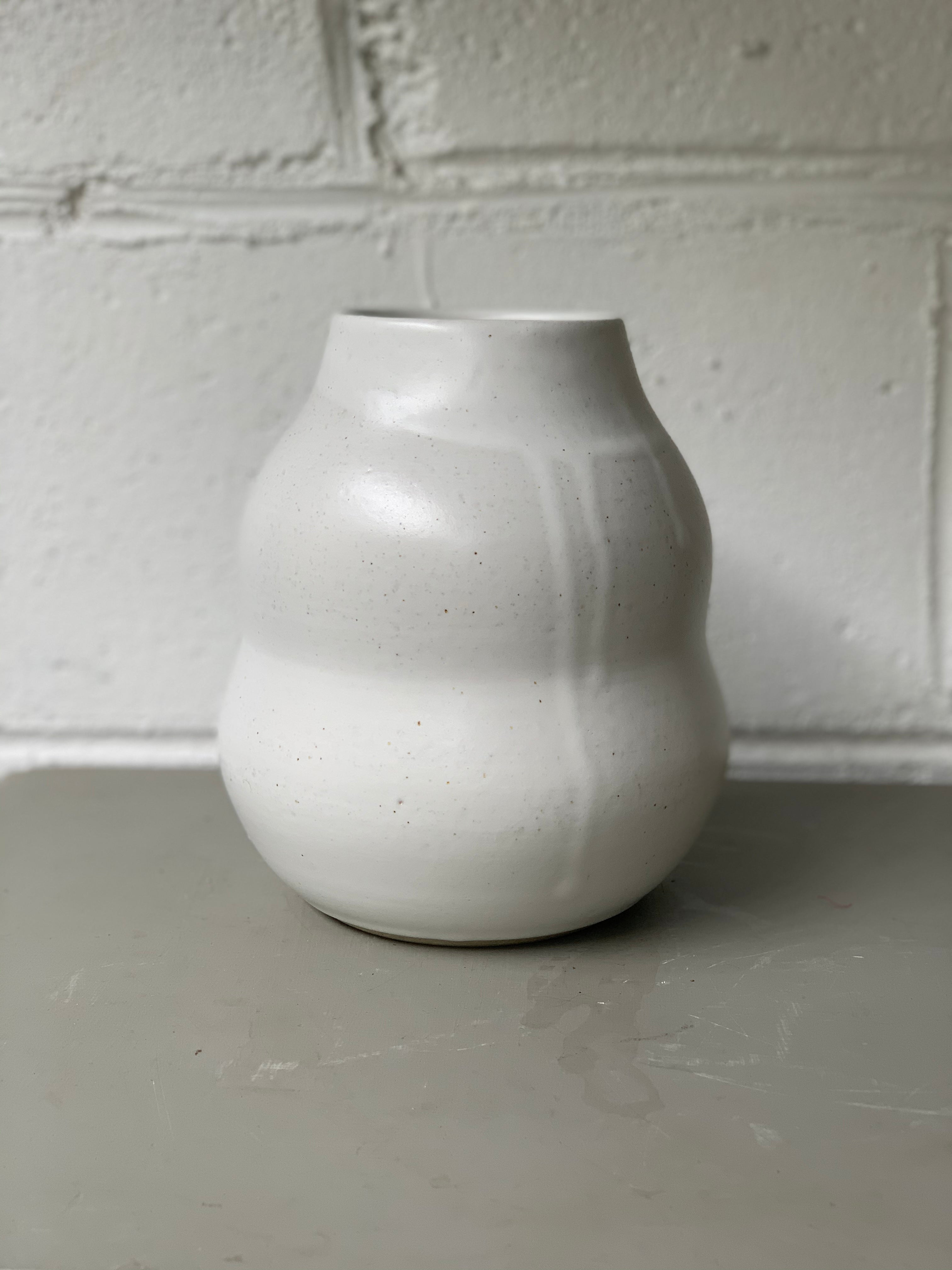 Cooper and Clay Vase No. 16