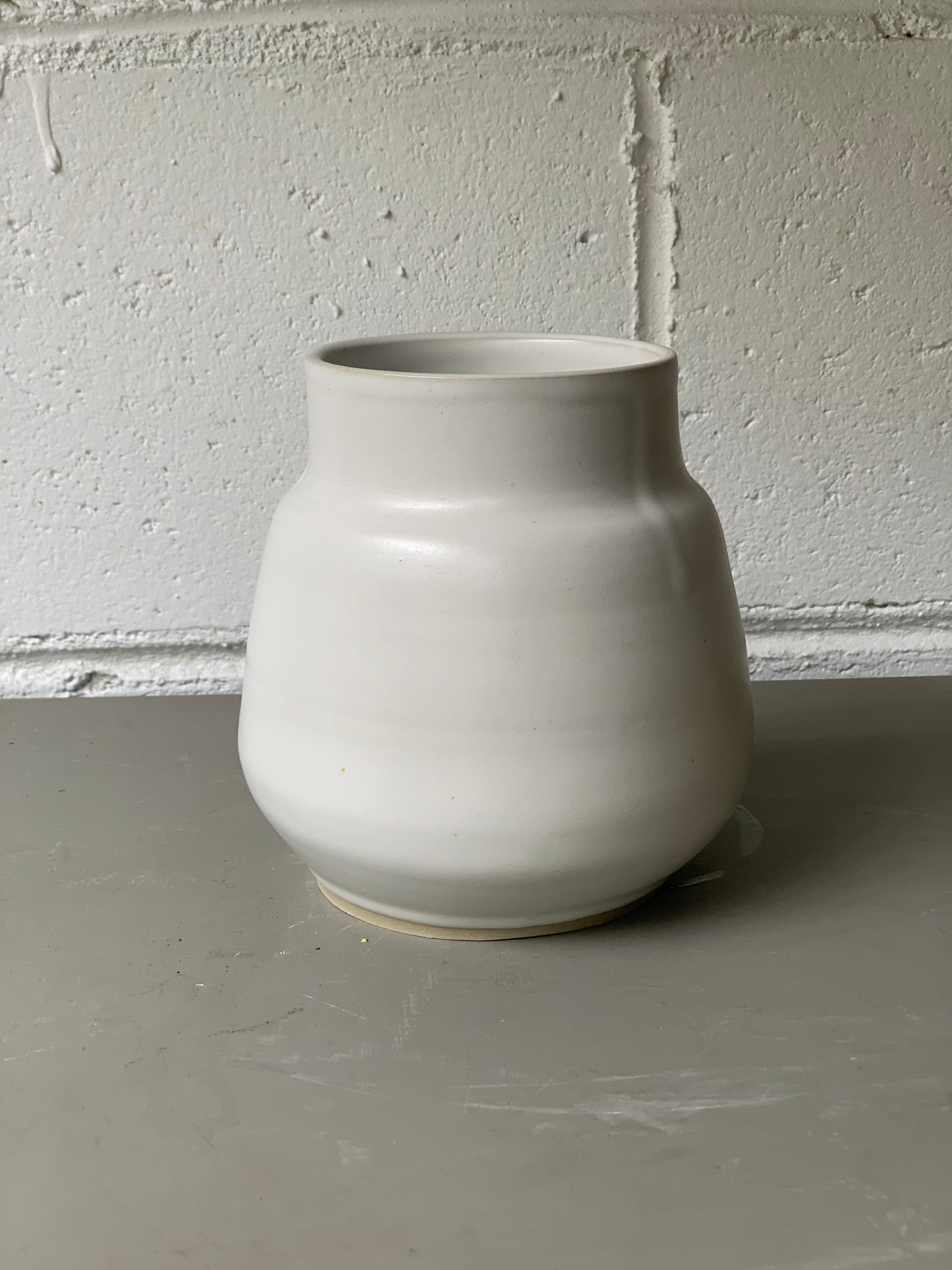 Cooper and Clay Vase No. 20