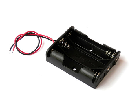 3 x AA Battery Holder Case 4.5V