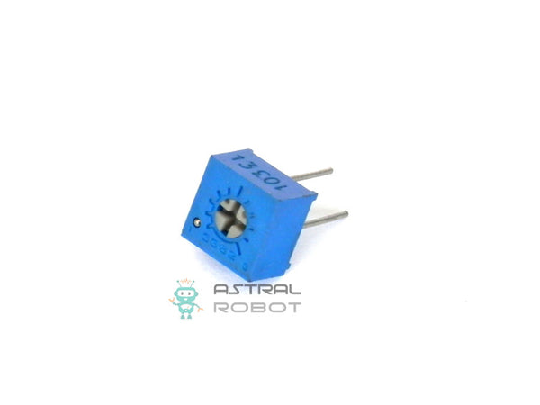 3 PACK 3362P-103 Trimmer Potentiometer 10K Ohm