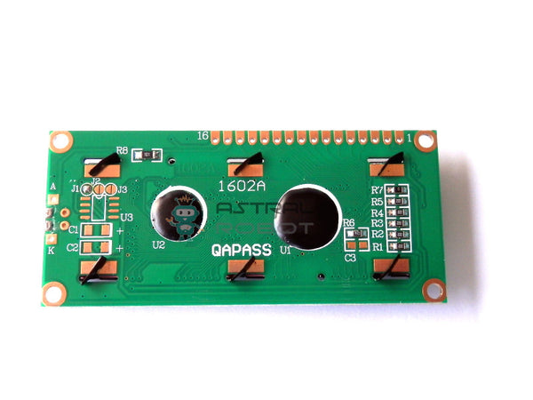 LCD Display Module HD44780 1602 16x2 Character