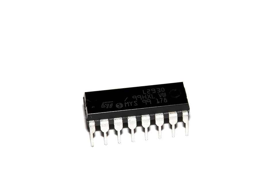 L293D Push-Pull Four Channel Motor Driver with Diodes