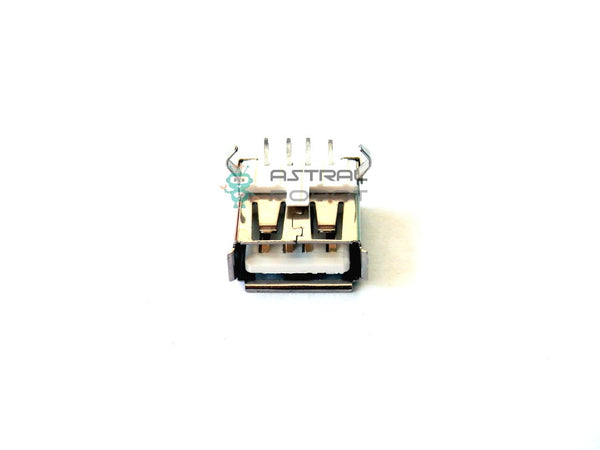 4 PACK USB Type A Female Socket Connector