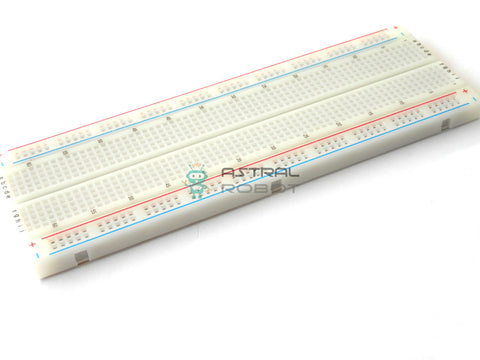 Fullsize Universal Solder Less Breadboard 830 Tie-points