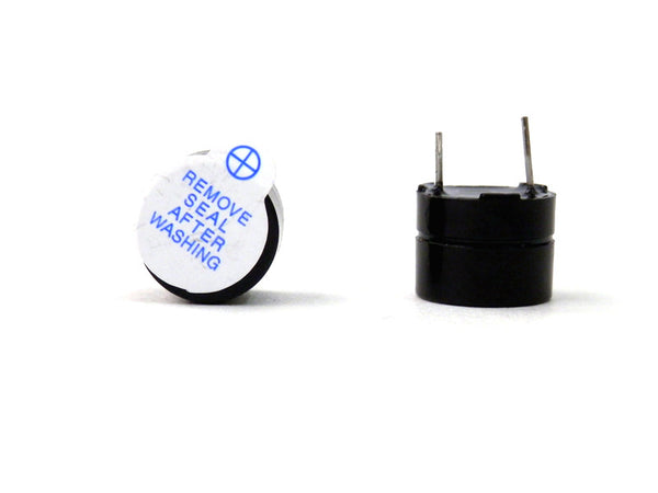 2 PACK Active Buzzer Continuous Beep Alarm