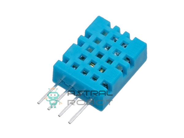 DHT11 Temperature and Relative Humidity Sensor