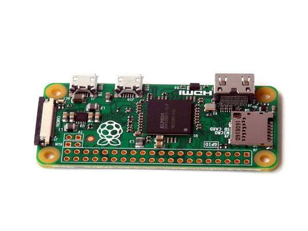 Raspberry Pi Zero 1.3 Camera Version + Double Row Pin Header