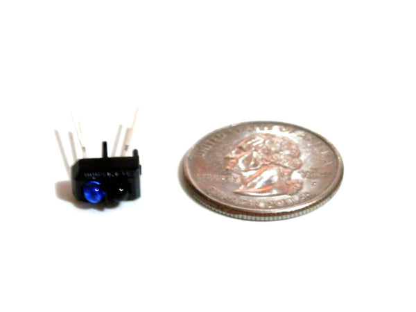 2 PACK TCRT5000 Reflective Optical Sensor with Transistor Output