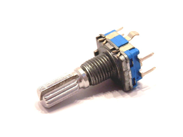 Rotary Encoder with Switch EC11