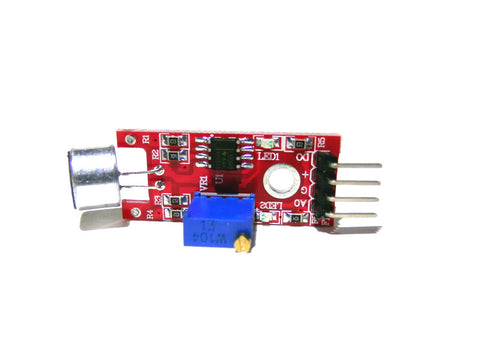 Sound and Noise Detection Sensor Module