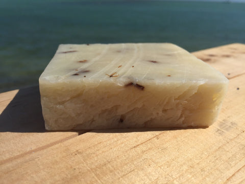 Lavender Soap Bar from Shower With Us Miami