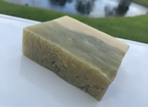 Key Lime Aloe Soap Bar from Shower With Us Miami