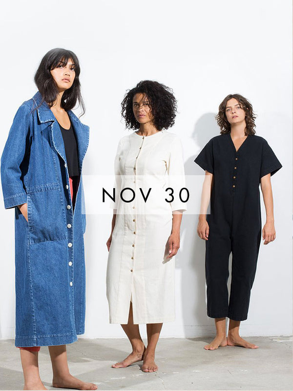 Ilana Kohn Trunk Show + Brunette Pop-up