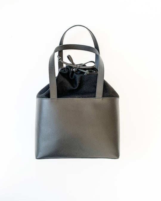 Large Benton Bag in Black