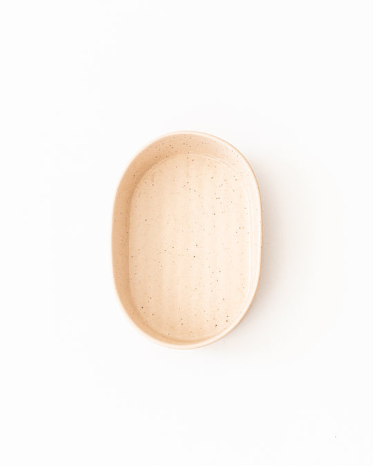 Pill Tray in Dune