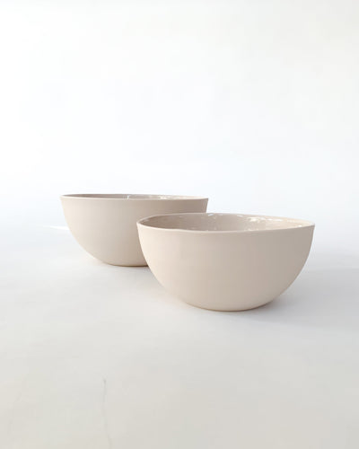 Small Serving Bowl in Blush