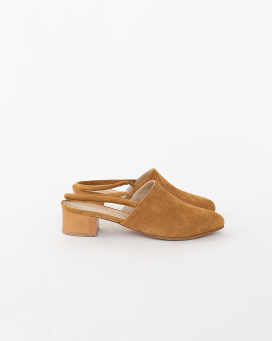 Williamsburg Slingback in Pony