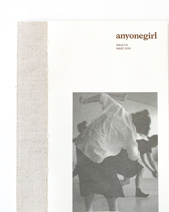 Anyonegirl, Waist Issue 3.5