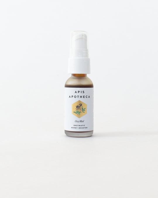 Oxymiel Enzymatic Honey Booster