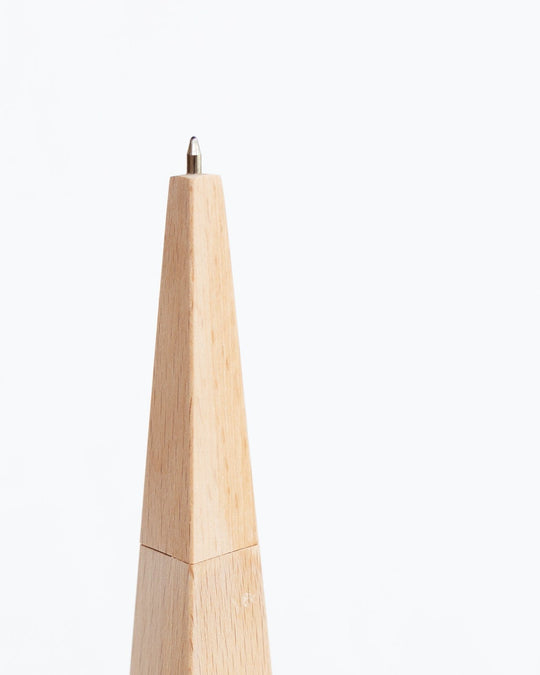 Triangle Standing Pen in Natural