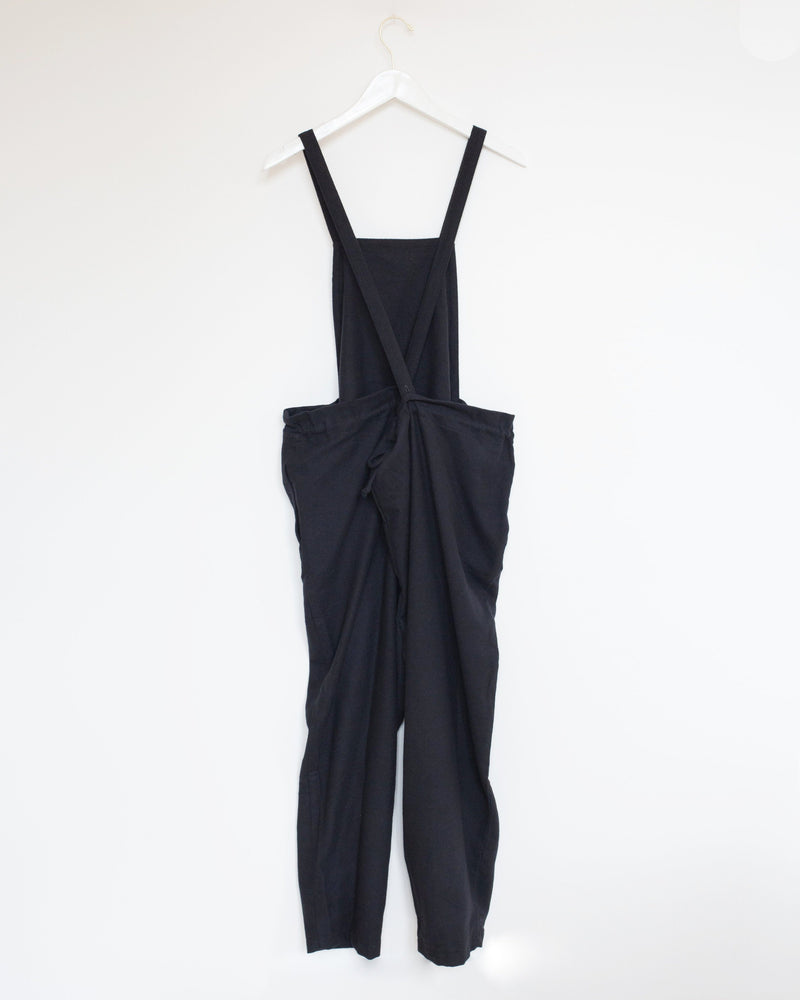 Sack Overall in Navy