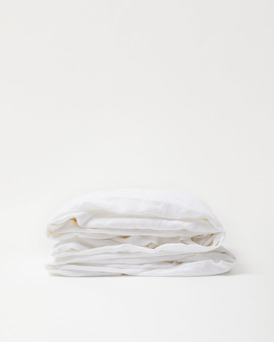 Sheets in White