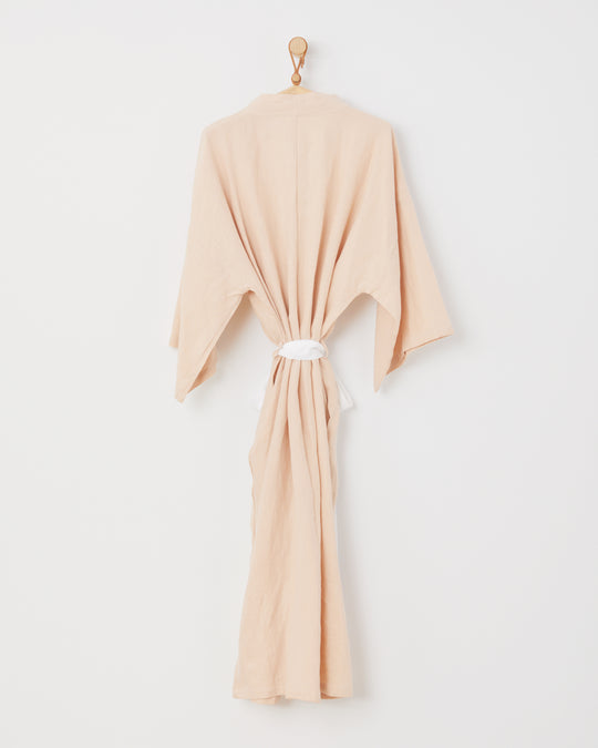 The 02 Robe in Blush