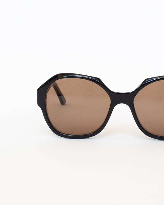 001 Sunglasses in Gloss Noir
