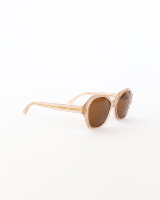 001 Sunglasses in Peach
