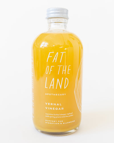Vernal Vinegar