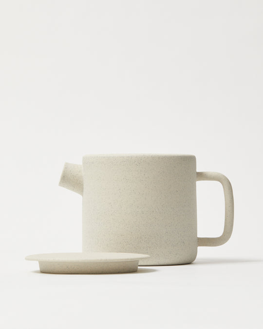 Teapot in White