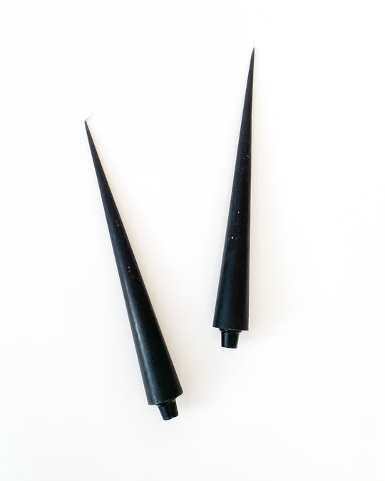 "14"" Cone Taper in Black"