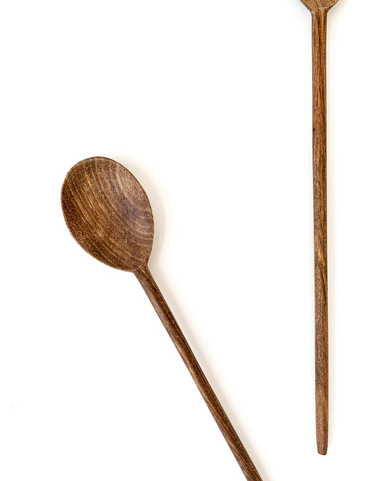 Simple Walnut Tasting Spoon