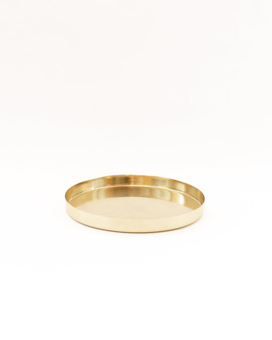 Medium Brass Tray