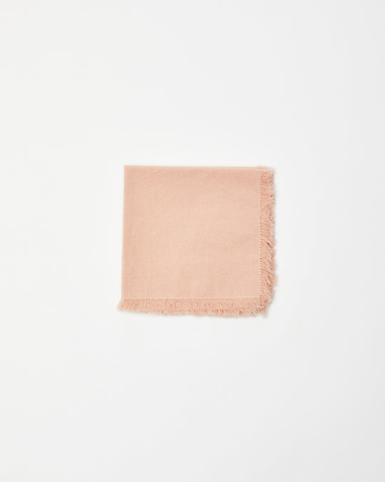 Essential Cocktail Napkins in Blush