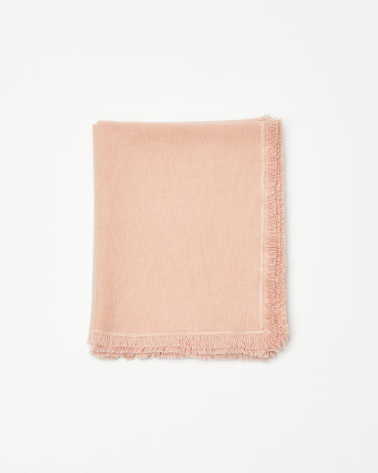 Essential Cotton Placemats in Blush