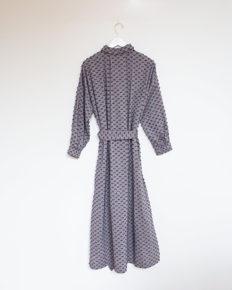 Kazuyo Dress in Storm Tuft