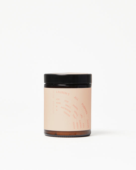 Vetiver Rose Salve