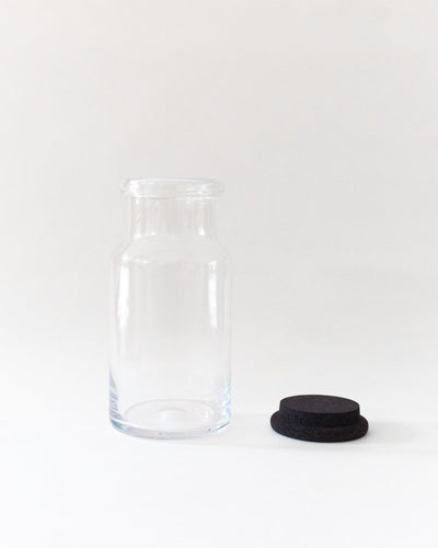 Vigga Glass Container in Clear