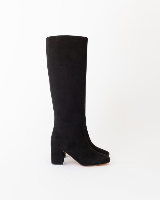 Lune Boot in Black