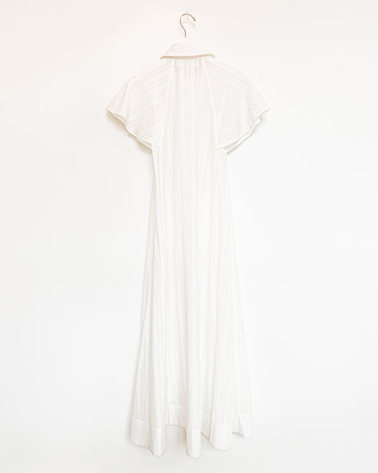 Aimilios Dress in White