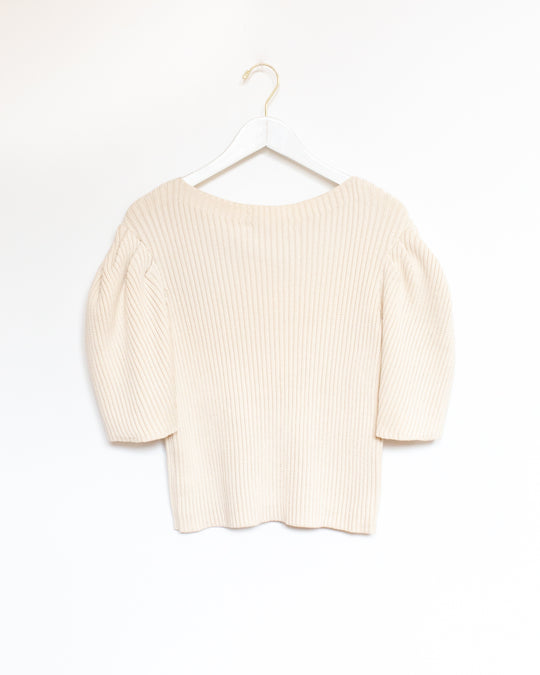 Inga Sweater in Cream
