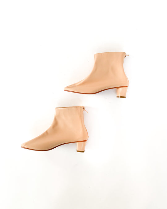 High Leone Ankle Boot in Dune