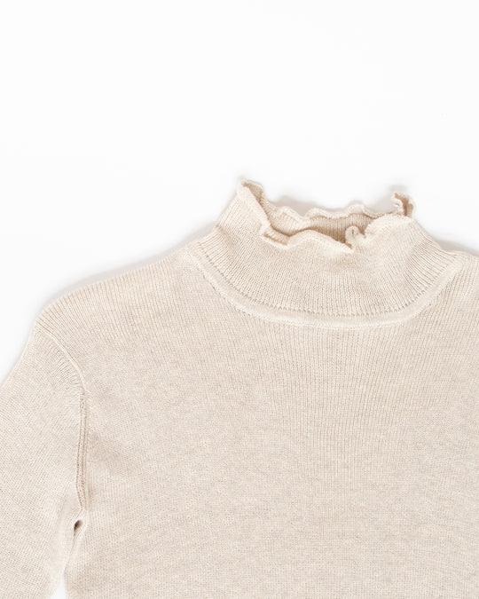 Extrafine Turtleneck in Antique