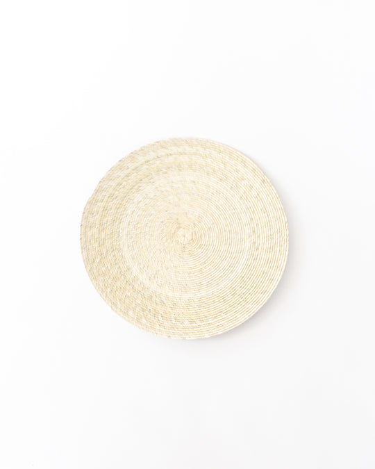 Natural Palm Placemat