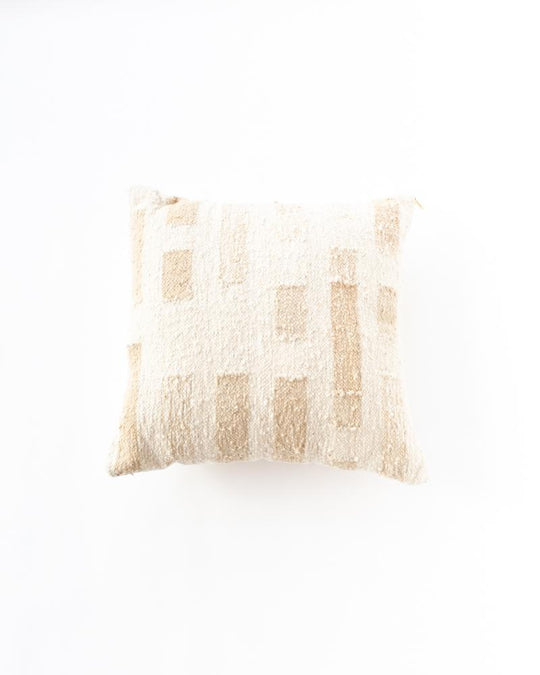 Shadow Pillow in Cream