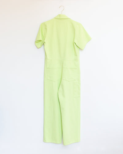 Freya Coverall in Apple